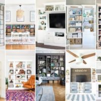 15 Ways to Customize Your IKEA Bookshelves