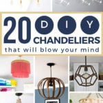 20 DIY chandeliers that will blow your mind