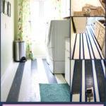 painting vinyl floors