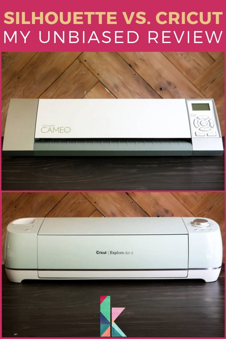 silhouette vs cricut review