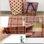 How to make a DIY gift bag