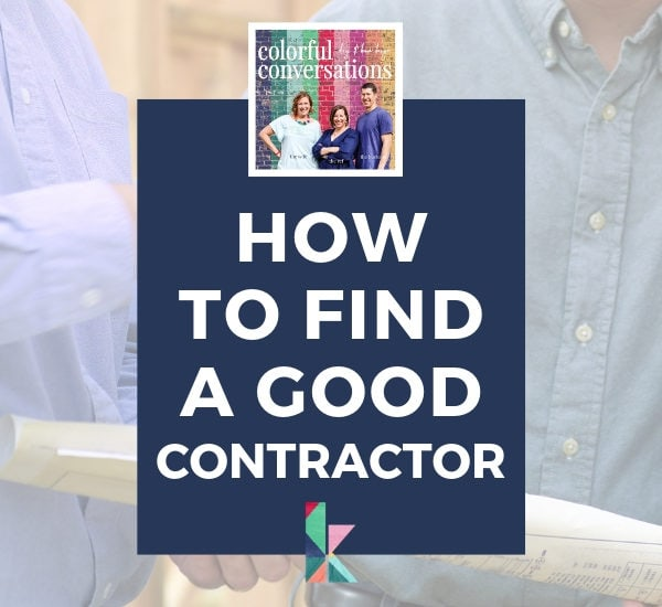 How to Find a Good Remodeling Contractor