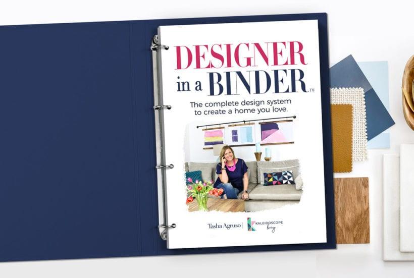 Designer in a Binder