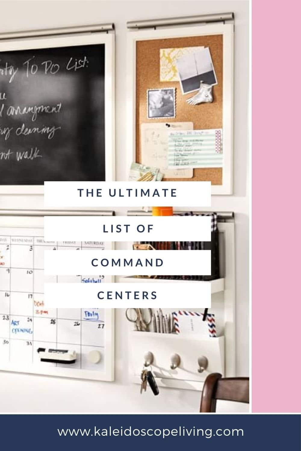 the best family command centers