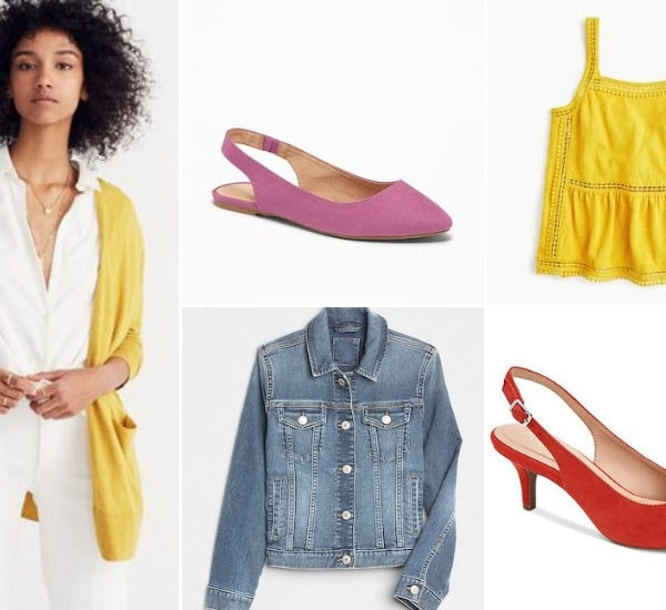 Your Spring Wardrobe Must-Haves…all under $100!
