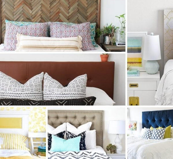 17 Gorgeous DIY Headboard Ideas