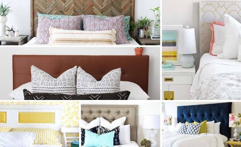 17 Gorgeous Diy Headboard Ideas Kaleidoscope Living