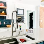 colorful kitchen remodel reveal