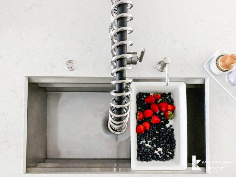 kohler prolific sink