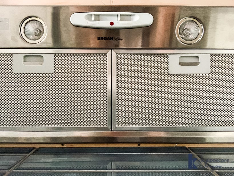 broan elite range hood fan