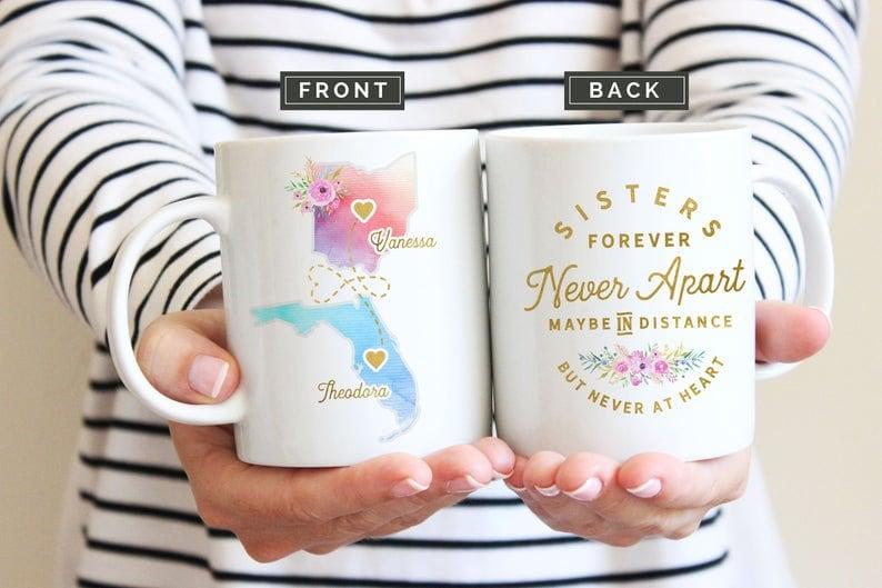 sister mugs