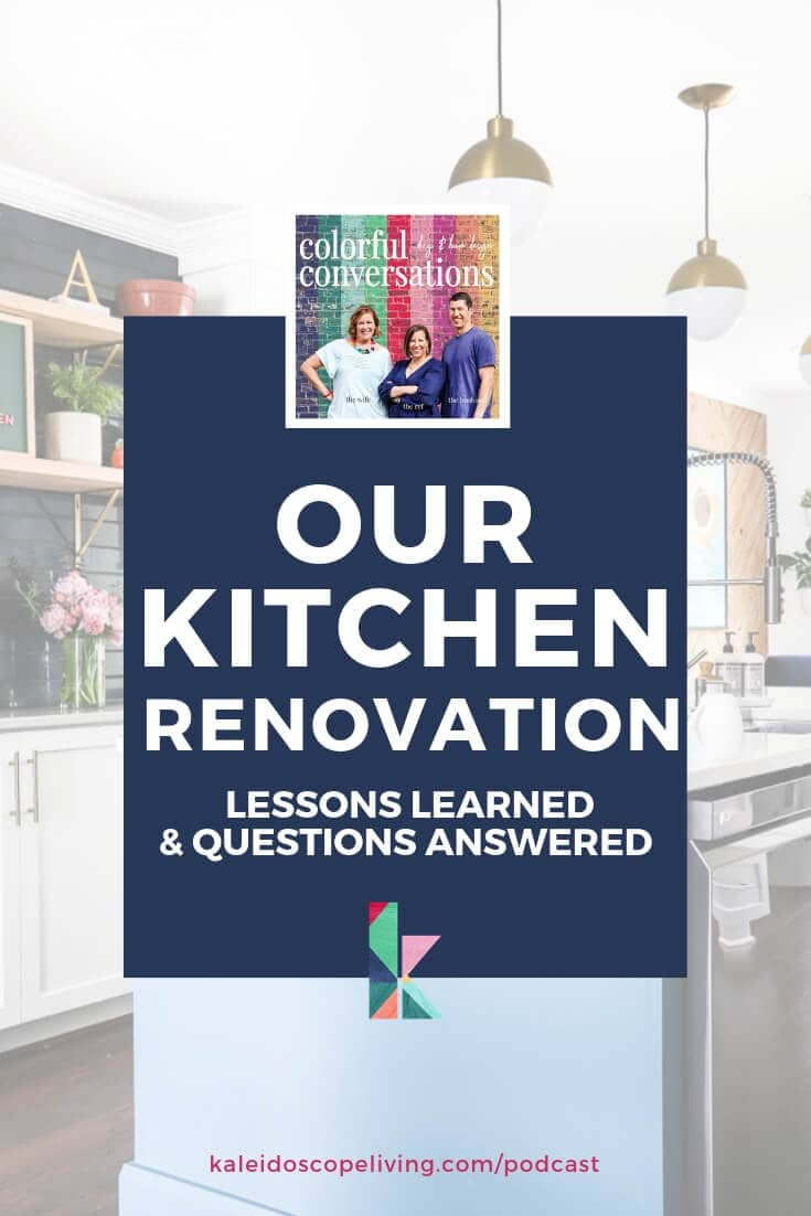 kitchen renovation regrets and lessons