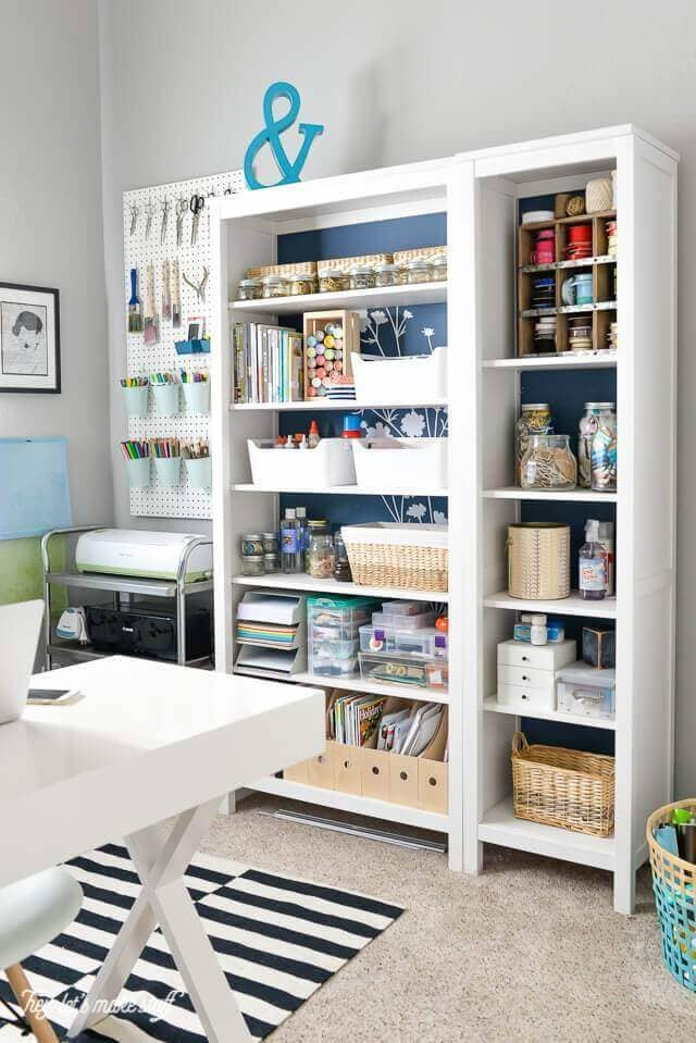 happy craft room