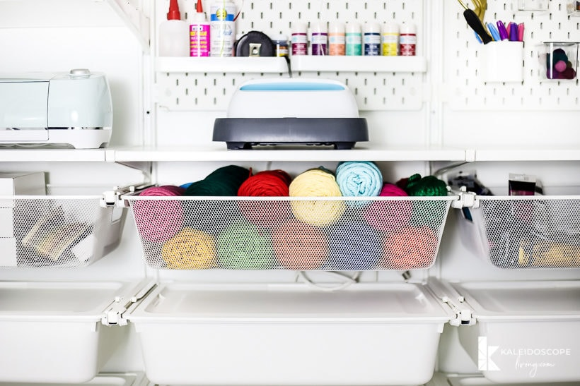 affordable craft room storage