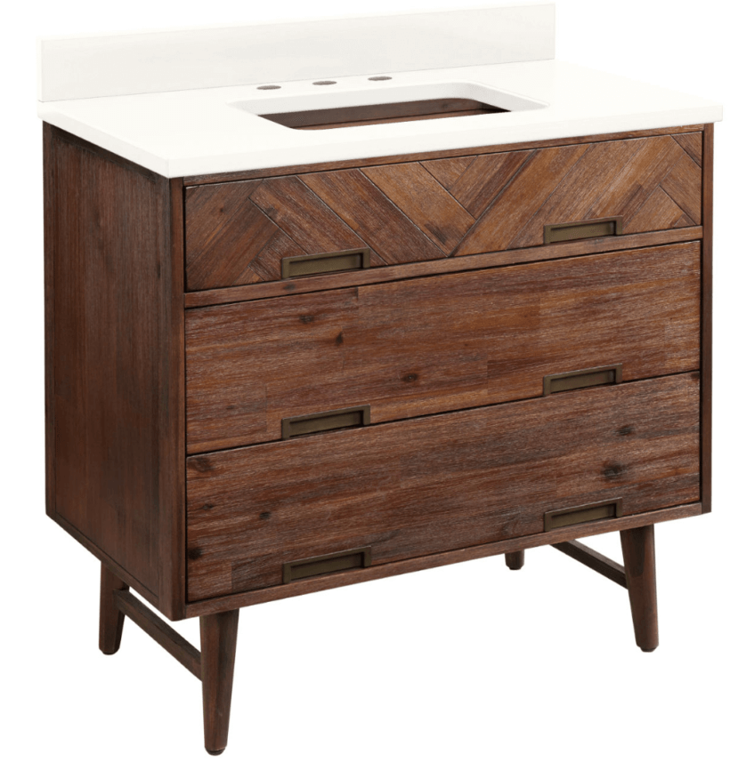 Danenburg Vanity Signature Hardware