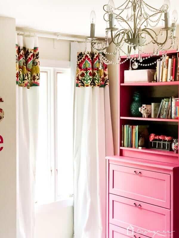beautiful new sew curtains