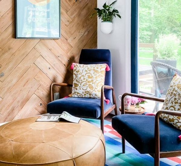 5 Room Updates for Under $100 (Some are FREE!)