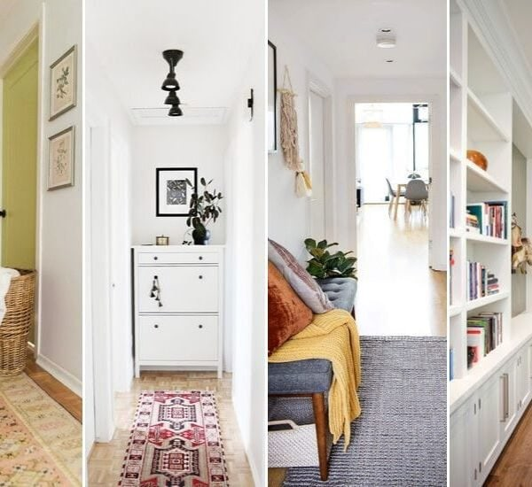 16 Genius Hallway Decor Ideas