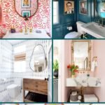 stunning powder rooms