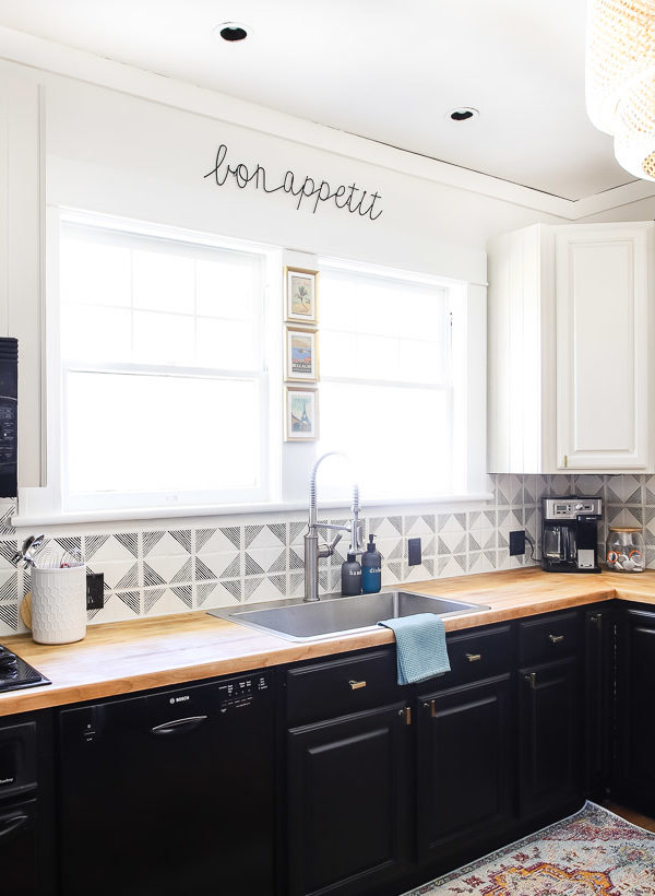 Everything You've Ever Wanted to Know About Painting Kitchen Cabinets