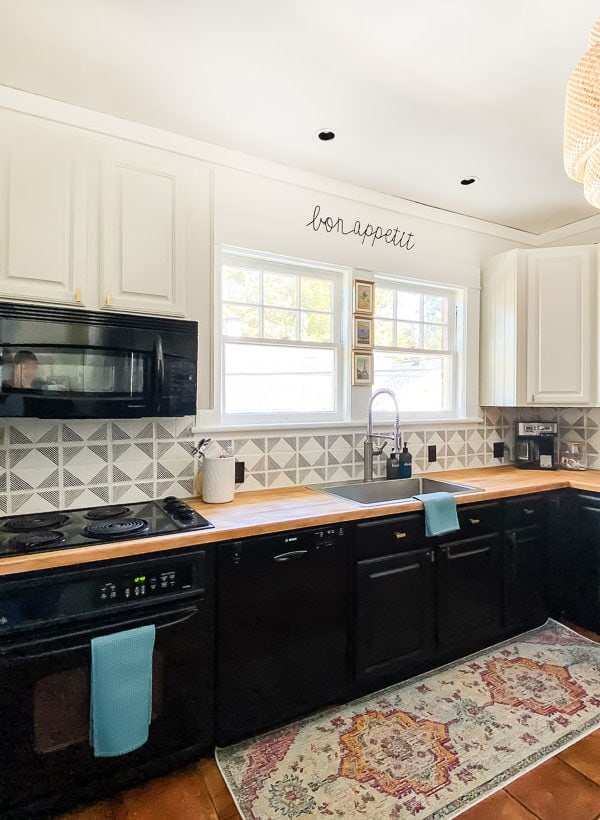 Budget-Friendly Kitchen Makeover (under $1,000) REVEAL!