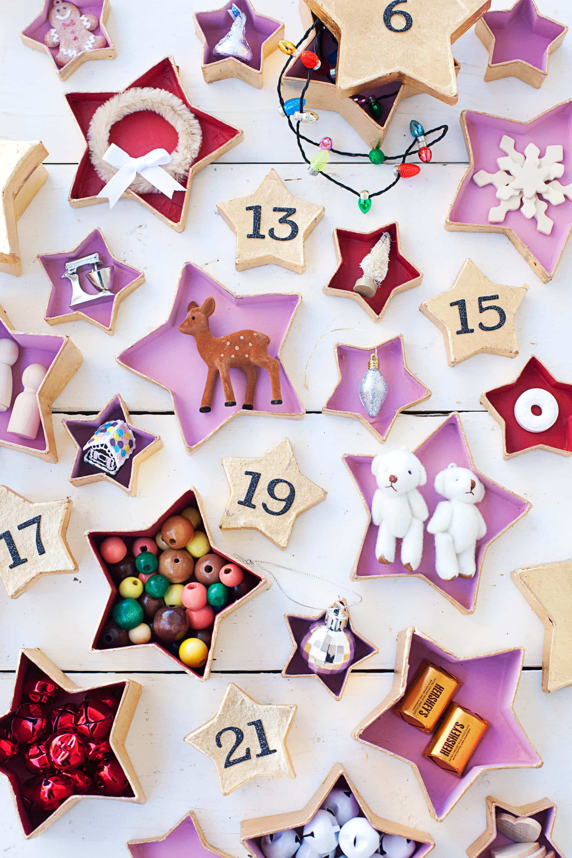 star advent calendar