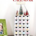 diy advent calendar with drawers