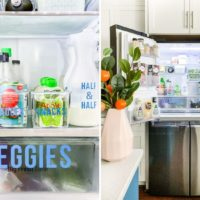 8 Practical Refrigerator Organization Tips for Busy People