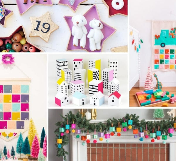 Fun and Festive DIY Advent Calendar Ideas