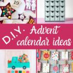 festive advent calendars