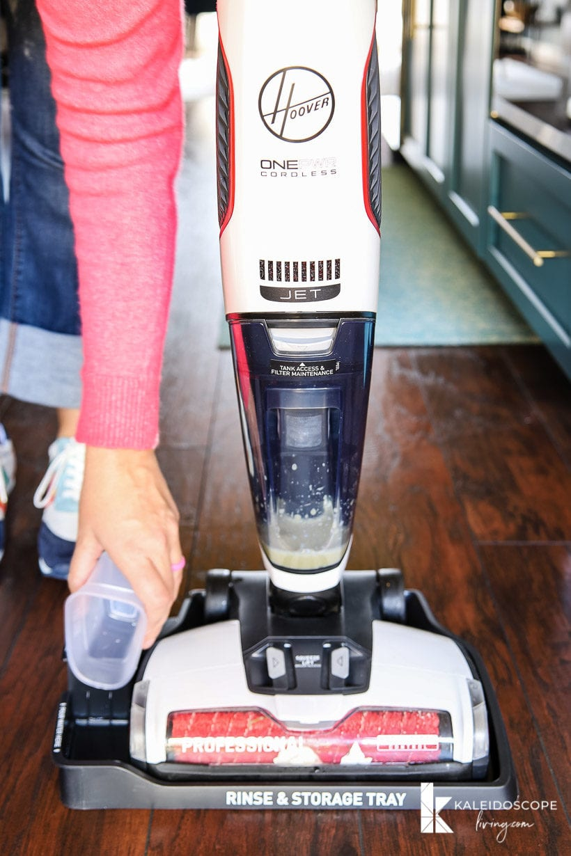 Hoover ONEPWR FloorMate JET Hard Floor Cleaner