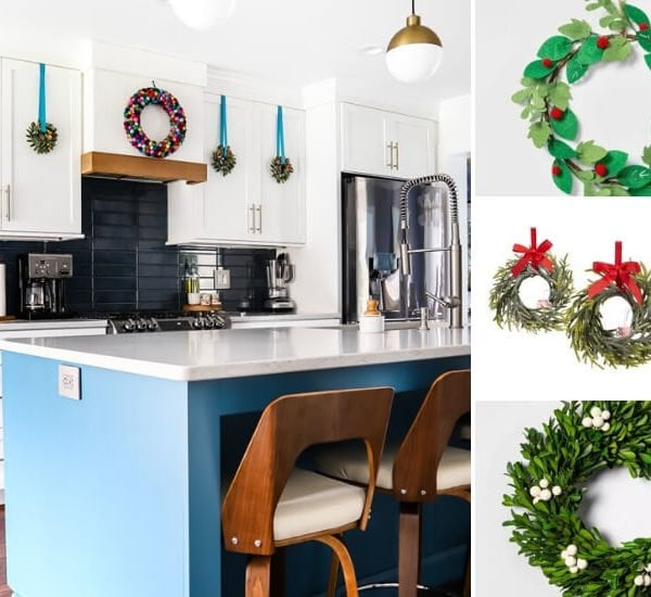 Our Favorite Mini Wreath Options