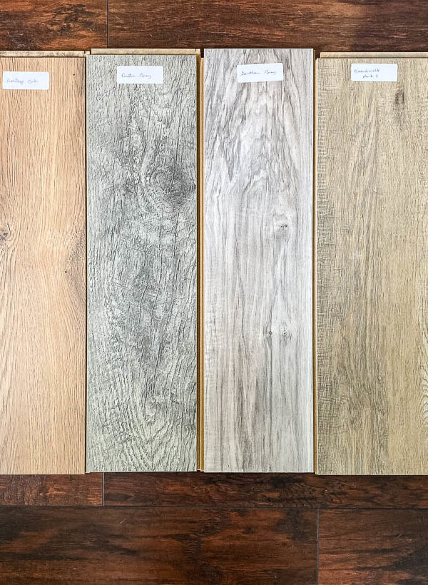New Color Options + Features for Our Favorite Flooring!