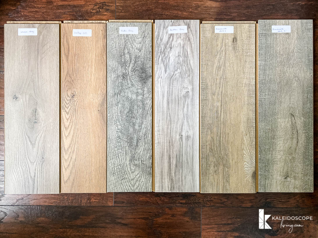 New Color Options Features For Our Favorite Flooring