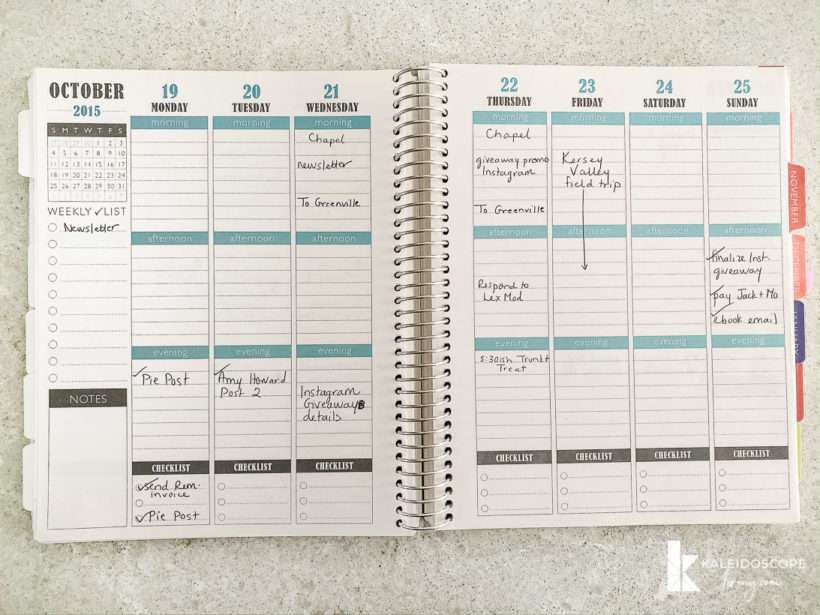 Plum Paper among best planners