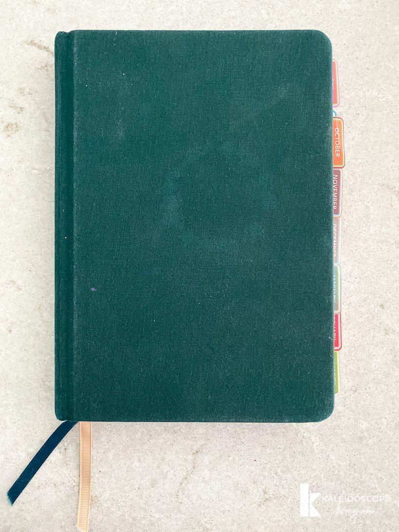 Ink + Volt planner review