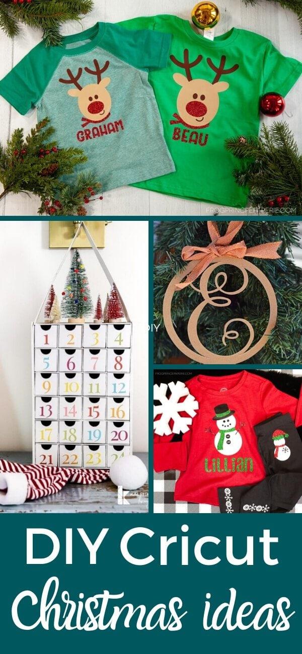 Cricut Christmas ideas