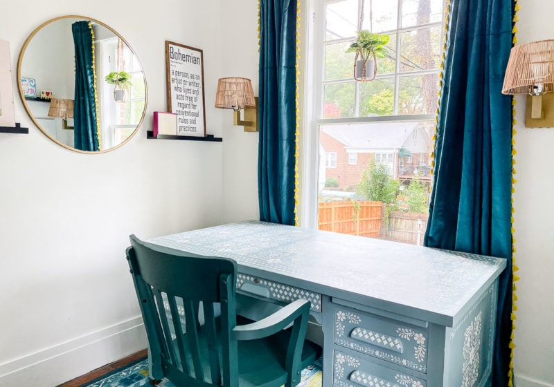 office makeover reveal