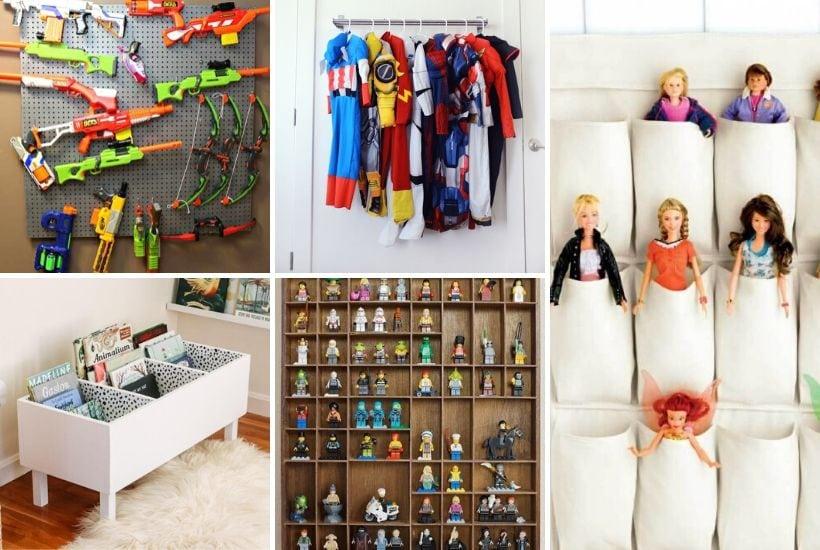 playroom organization ideas