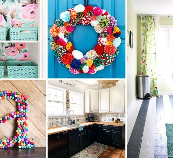 17 Easy DIY Projects to Do While You're Stuck At Home
