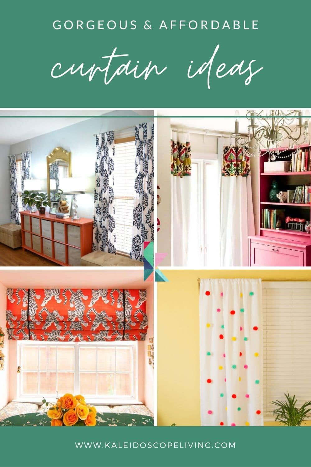 22 Amazing Diy Curtains That Look Expensive Kaleidoscope Living