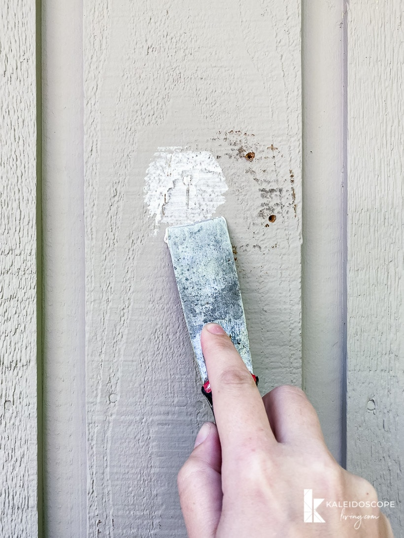 preparing house for painting exterior