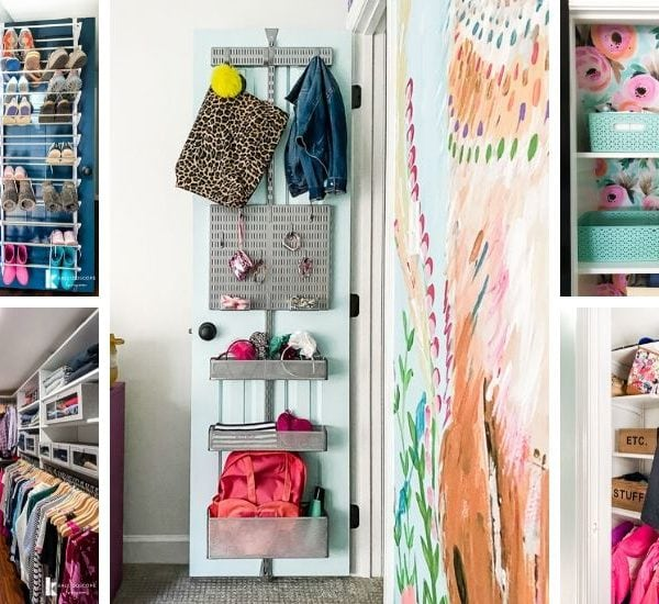 Closet Design Ideas: Systems We Actually Use!