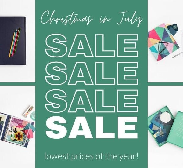 Christmas in July–Lowest Prices of the Year!