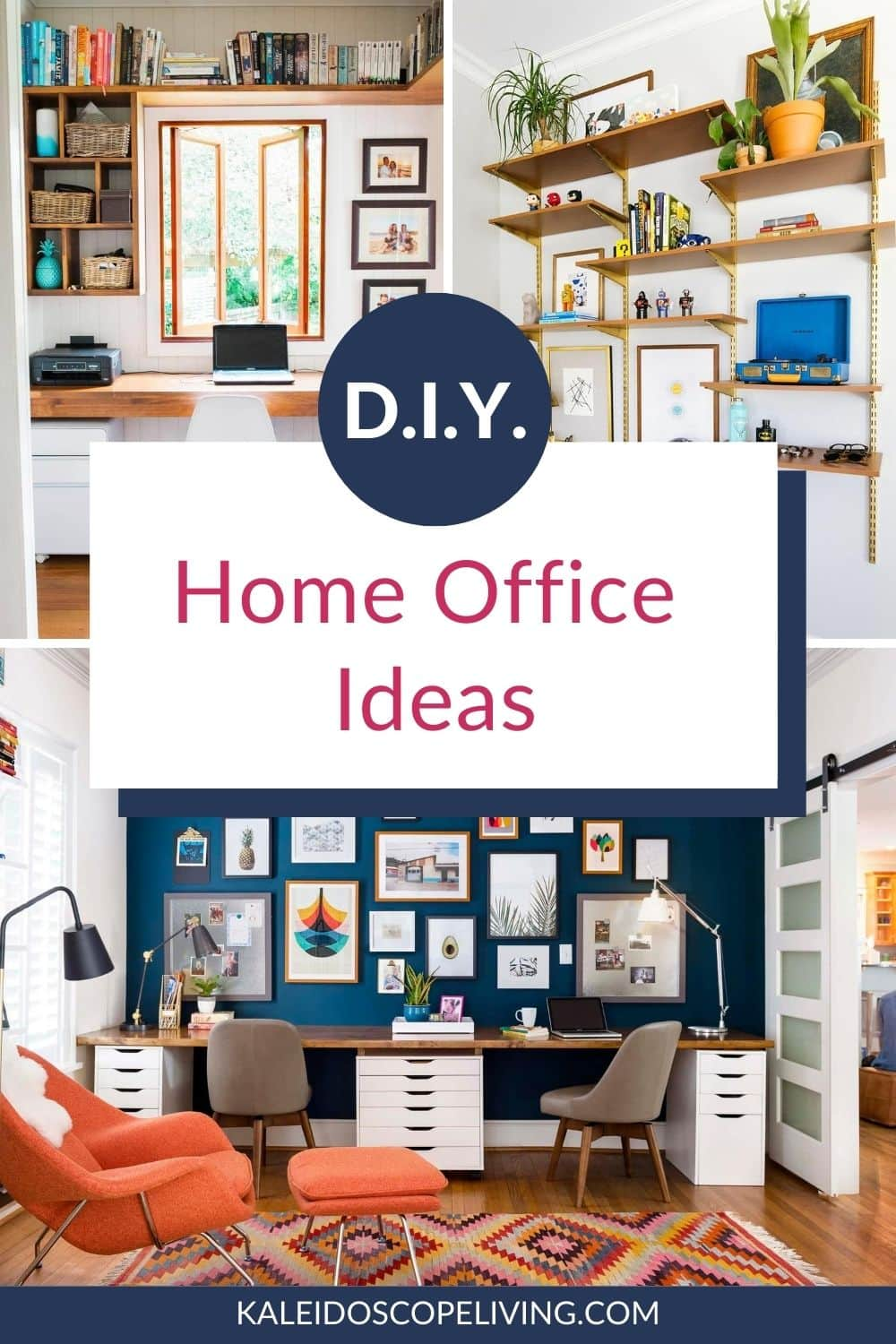 Office Space Ideas You Can Do Right Now Kaleidoscope Living