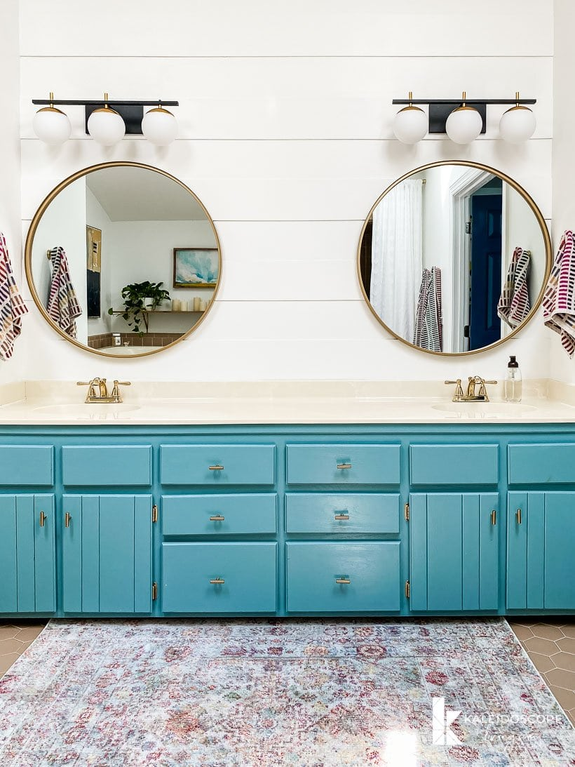 affordable master bathroom remodel vanity