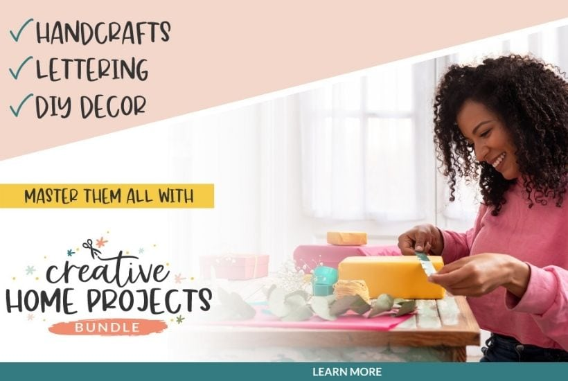 creative home projects bundle