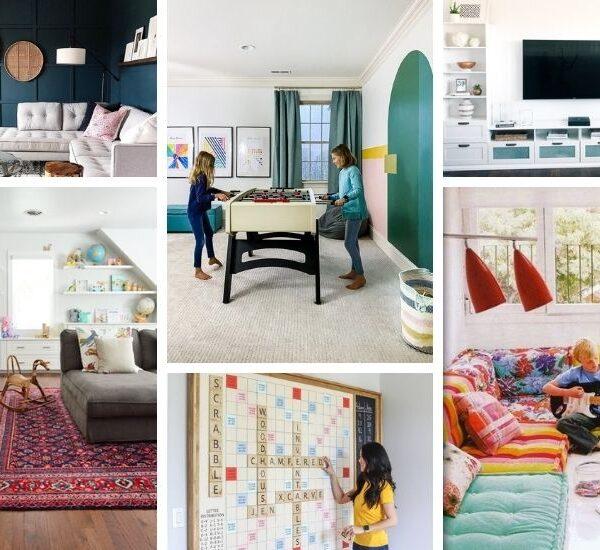 Brilliant Bonus Room Ideas for Families