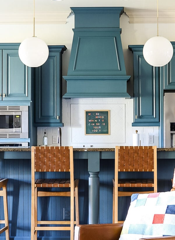 Our Budget-Friendly Kitchen Makeover REVEAL!