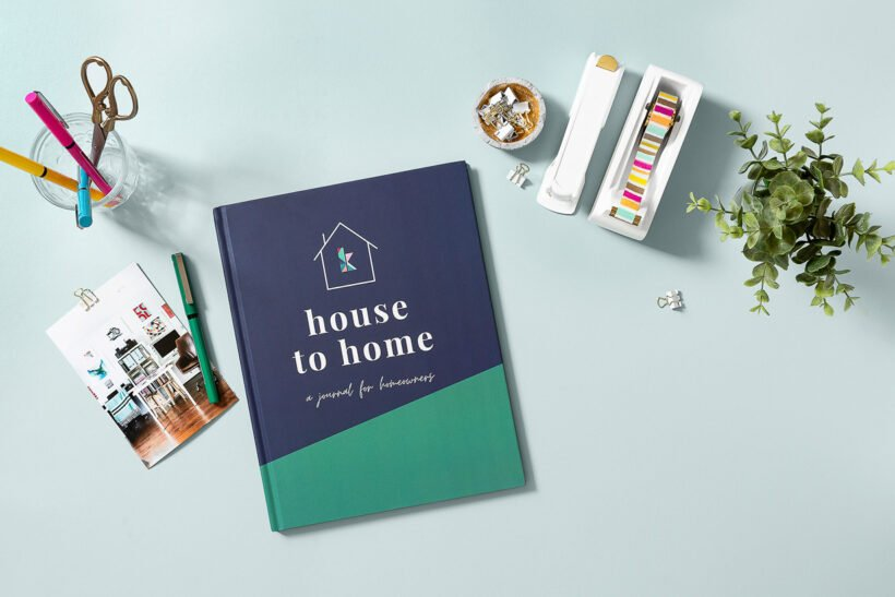 house to home a journal for homeowners